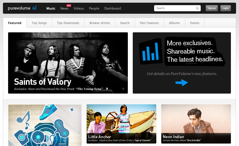 Little Anchor on PureVolume.com